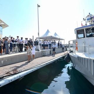 Vitamar III è la nuova nave per i controlli costieri del Principato di Monaco