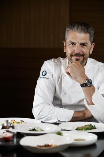Un'estate dai sapori italiani all'Hôtel de Paris Monte-Carlo con il ritorno dello chef Andrea Berton, dal 6 luglio al 22 agosto
