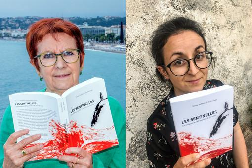 Teresa Maffeis e Aurélie Selvi