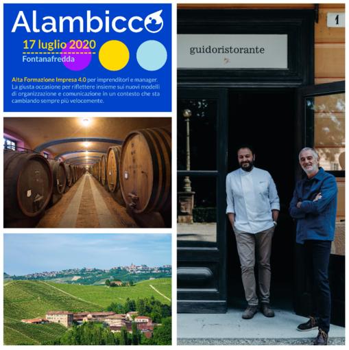 Alambicco Academy: percorsi di alta formazione per le aziende di domani in location d'eccellenza