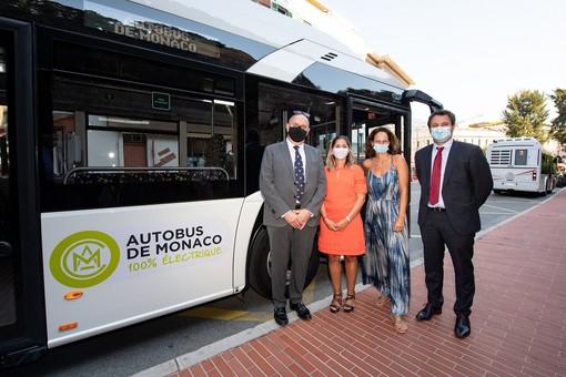Nel Principato di Monaco la mobilità sostenibile è al centro dello sviluppo: autobus e vetture elettriche, consumi ridotti e lotta all'inquinamento