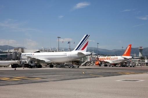 L'aéroport de Nice-Côte d'Azur