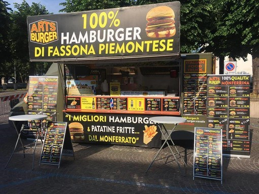 Lo Streetfood Italiano torna il 21, 22 e 23 giugno a Cagnes Sur Mer