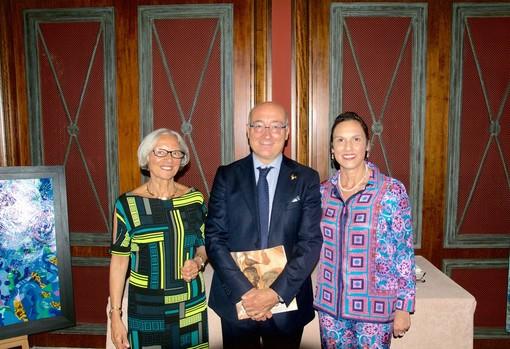 A cura dell'Ambasciata d'Italia, grande successo della 8a Biennale d'Arte Internazionale a Monaco