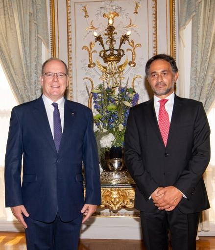 Giulio Alaimo è il nuovo Ambasciatore Italiano nel Principato di Monaco