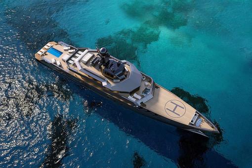 Antonini Navi per la prima volta al Cannes Yachting Festival