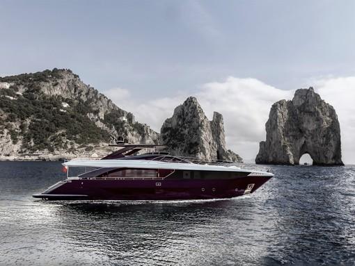 "Amer Yachts premiata al galà degli ""World Yacht Trophies"" a Cannes"