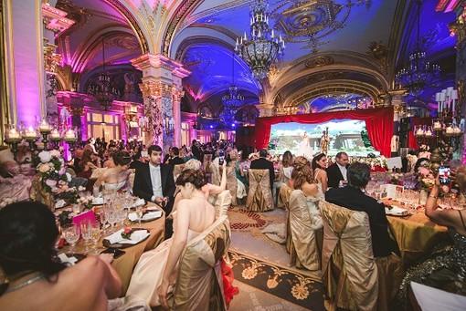 """Il """"Grand Bal des Princes et des Princesses"""" si svolgerà durante il 60 ° Festival della Televisione di Monte-Carlo"""