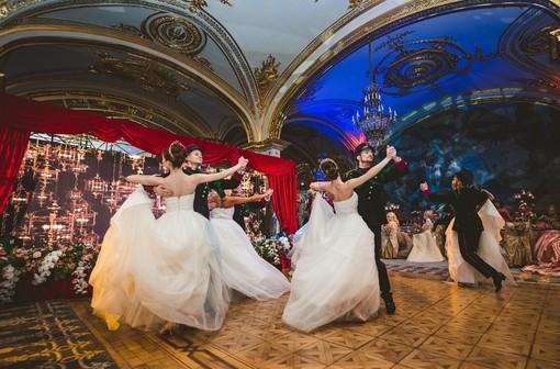 Le Grand Bal des Princes et des Princesses, Monaco