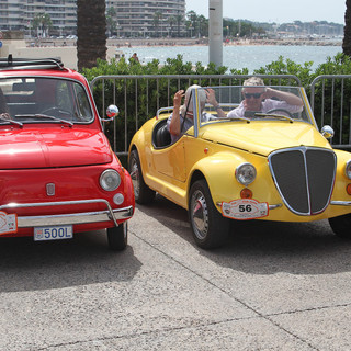 Il 1° Meeting Internazionale Monegasco Fiat 500 si svolgerà sul porto di Monaco