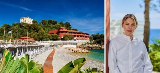 La chef Manon Fleury alla guida del ristorante stellato Elsa di Monte-Carlo: cucina biologica e locale con obiettivo zero rifiut