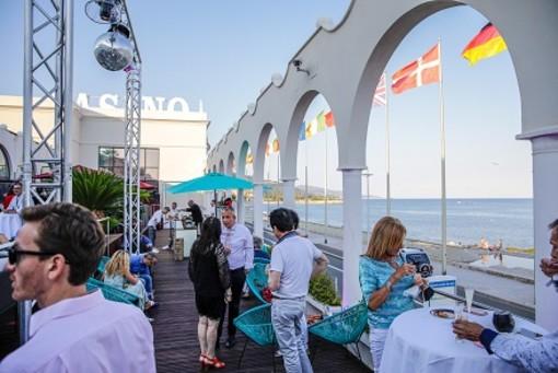 I Summer Party sono tornati sulla terrazza del  Casino Barrière Menton