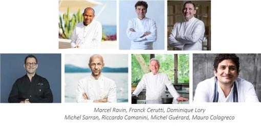Festival des Etoilés Monte-Carlo: nuove coppie di chef stellati e una serata di chiusura esclusiva