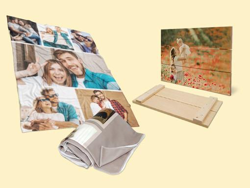 Fotoregali.com: il piacere di donare un cadeau unico e personalizzato