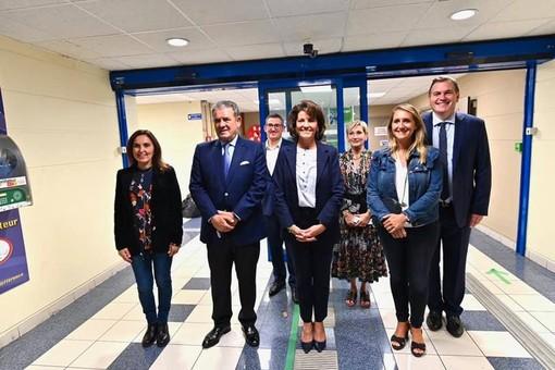 I cinque senatori neo eletti delle Alpes Maritimes