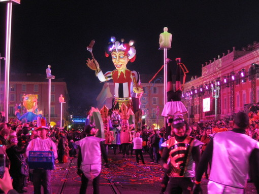 Cronaca e immagini dei carnevali di Nizza: riviviamo il …2016