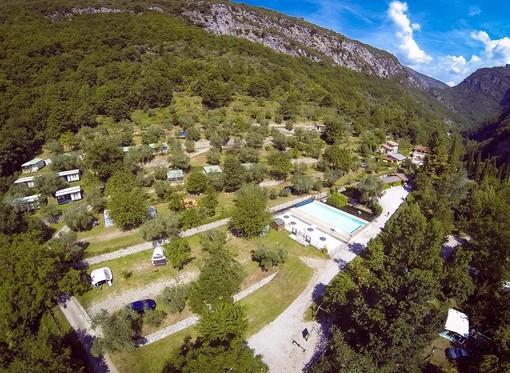 Camping Sainte Madeleine, Sospel