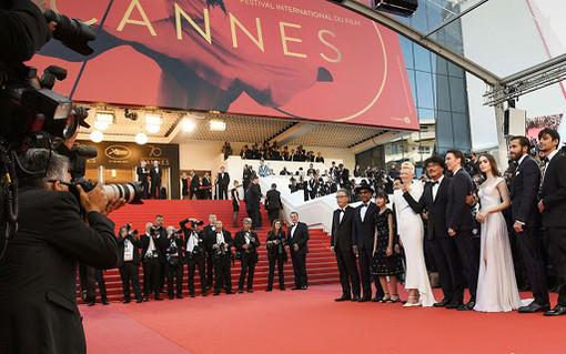 Festival di Cannes, immagine di archivio