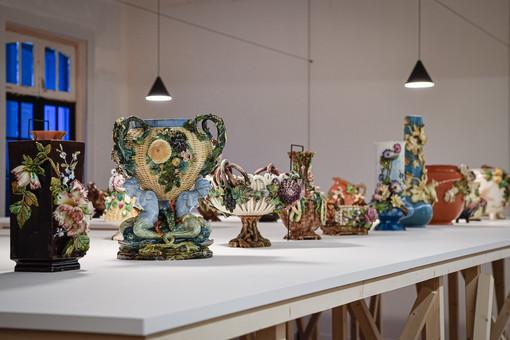 Artifices instables, Histoires de céramiques è la nuova mostra del Museo Nazionale di Monaco