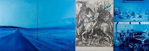 Le opere di Jacques Monory sono molto apprezzate dagli intenditore di pittura.