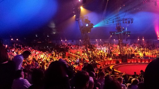 Sino al 27 gennaio sotto il Tendone di Fontvieille a Monaco è tempo di Festival Internazionale del Circo di Monte-Carlo