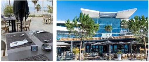 Cap 3000 annuncia  la riapertura dei suoi ristoranti, caffè e terrazze