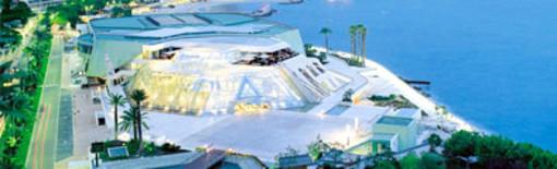 Il  Grimaldi Forum Monaco avrà una nuova bellissima terrazza vista mare