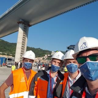 "Gruppo Marazzato: ""ponte di Genova sintesi dei nostri valori d'impresa"""