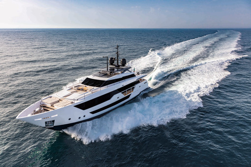 Ferretti Group al Cannes Yacht Festival con molte novità