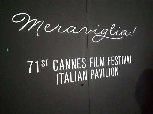 Meraviglia! che bello l'Italian Pavillion al Festival del Cinema di Cannes (Video)
