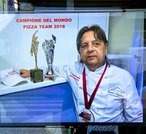 Gustare la pizza di un vero campione del mondo: dal 13 dicembre apre l'R3 del maestro pizzaiolo Giovanni Pignieri