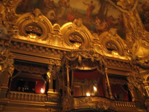 Gli amanti della lirica possono godersi La Bohème alla Salle Garnier a Monaco