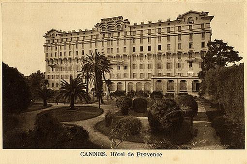 Hotel de Provence, Cannes - Excursion le quartier Terrefial et les demeures Belle Époque