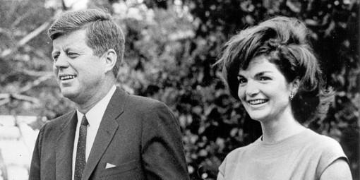 I Kennedy rimarranno per sempre una delle coppie politiche più famose