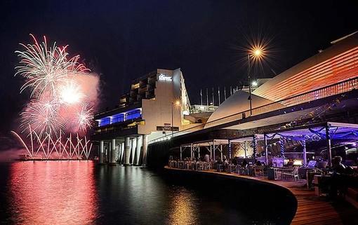Festa Nazionale di Monaco: ecco il programma ufficiale, Show Laser al Porto il 18 novembre