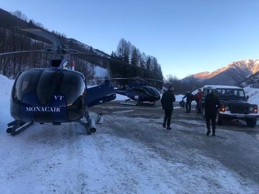 Da Monaco a Limone Piemonte in 18 minuti: al via il servizio di collegamento in elicottero