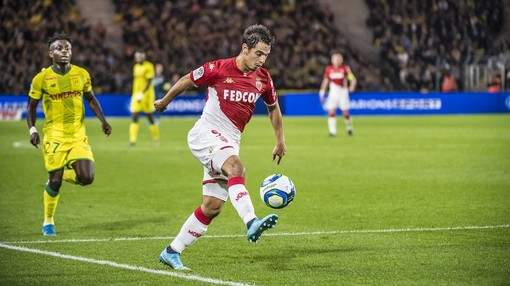 Il Monaco si appresta ad incontrare il Nantes nella terza di campionato (foto tratta dal sito dell'AS Monaco)