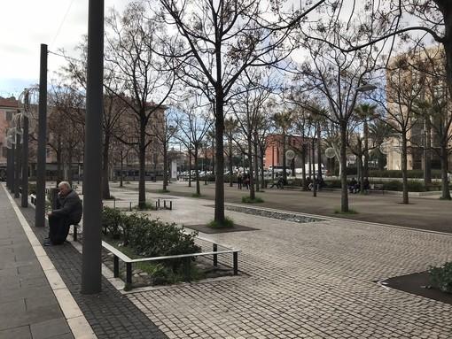 Place Armée-du-Rhin, Nizza