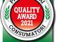 Kimbo conquista per il quinto anno consecutivo il Quality Award