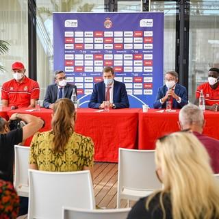 Presentato il Roca Team con Mathias Lessort, il basket del Principato di Monaco guarda in alto