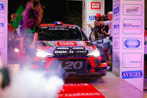 Il 14° Rally di Alba al via: 162 iscritti tra cui il Campione del Mondo in carica Tanak, dieci Nazioni rappresentate ed un plateau di italiani di alto livello