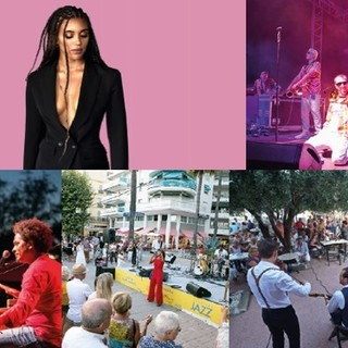 Sette giorni di concerti per celebrare l'edizione numero 40 del Saint-Raph Jazz Festival