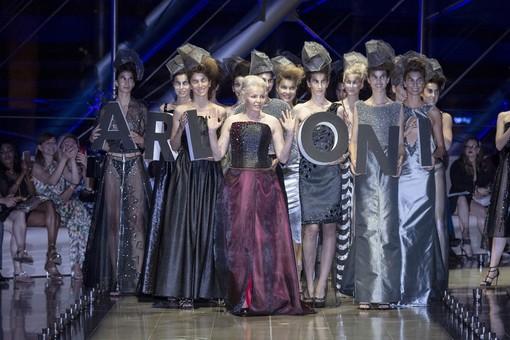 """Haute Couture Limited Edition """"Black Diamond"""" della Maison Arleoni ha conquistato Monte-Carlo"""