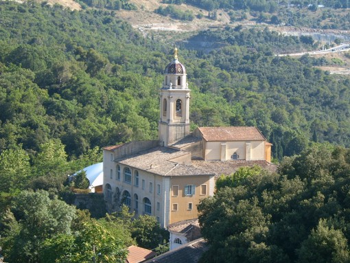 Tradizionale Messa con la Diocesi di Monaco sabato a Laghet