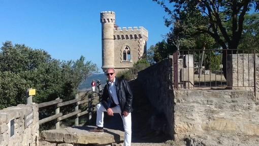 Domizio Cipriani da Monaco presenta il suo ultimo libro I templari e gli Esseni