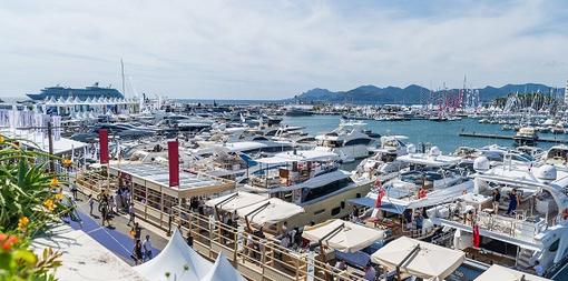 Navico al  Cannes Yachting Festival con alcuni prestigiosi brand